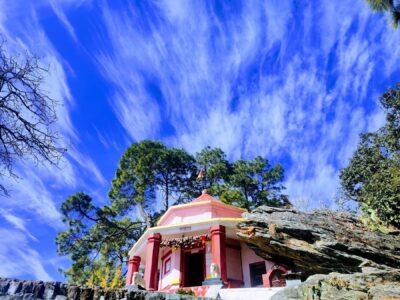 Morning at Kasar Devi