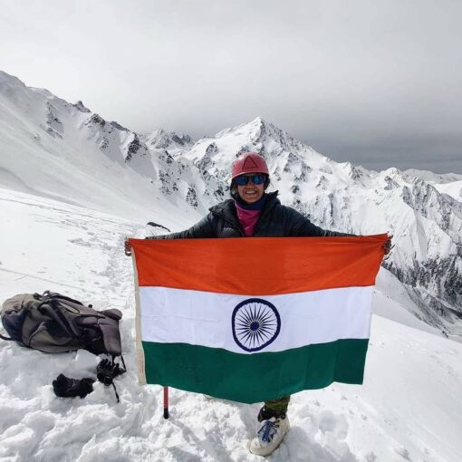 Advance Mountaineering Course (AMC) at NIM